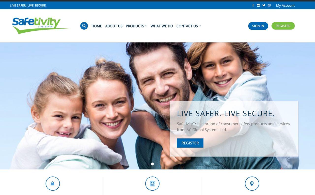 New Safetivity Website